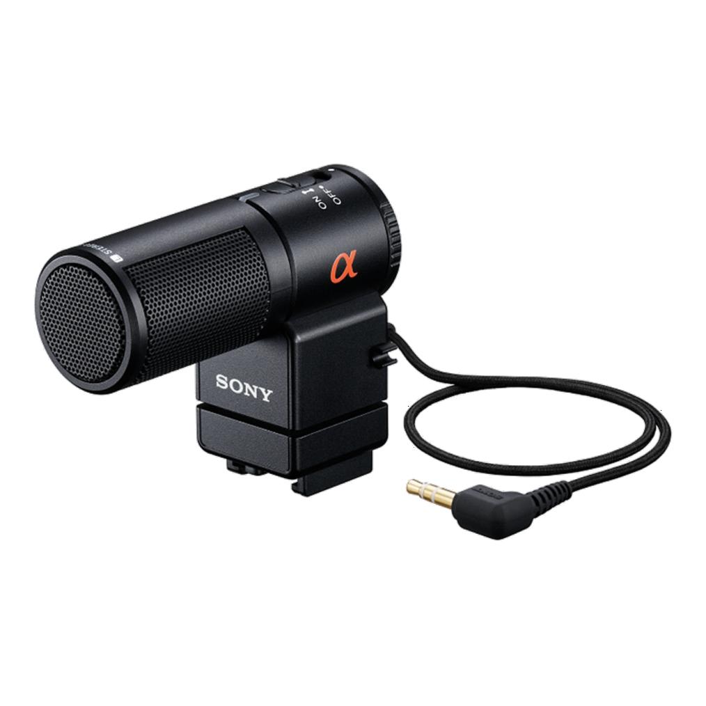 SONY ECM-ALST1 stereo mikrofon pro SLT fotoaparáty