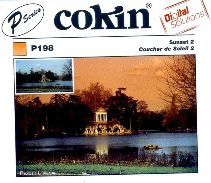 COKIN filtr P198 sunset 2