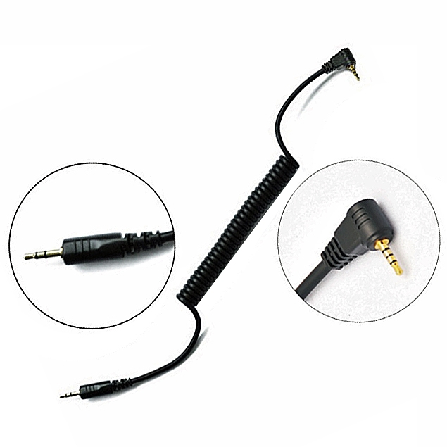 PIXEL/PHOTTIX kabel pro Panasonic L1 jack 2,5 mm
