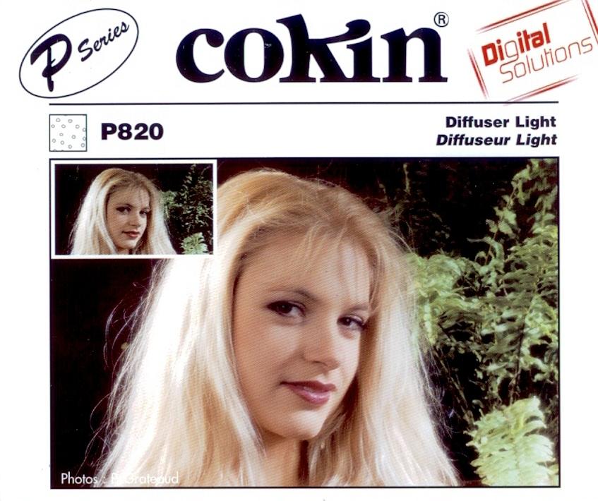 COKIN filtr P820 difuser light