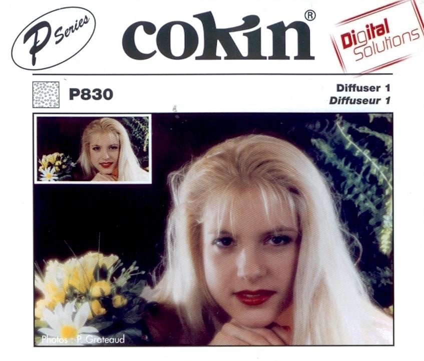 COKIN filtr P830 difuser 1