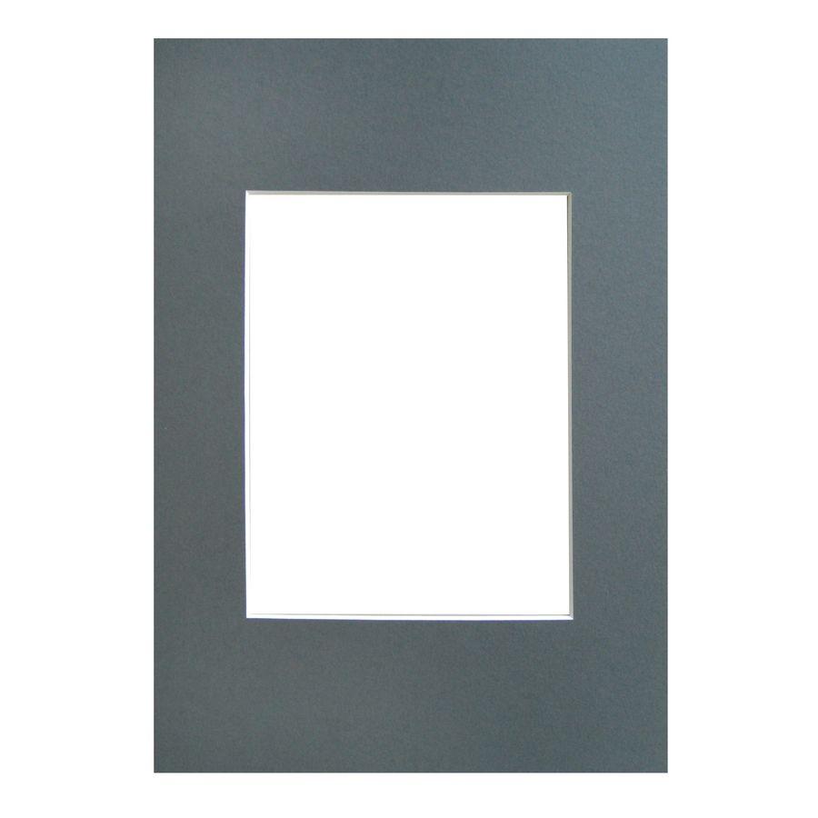 WALTHER - pasparta 13x18/9x13 šedá
