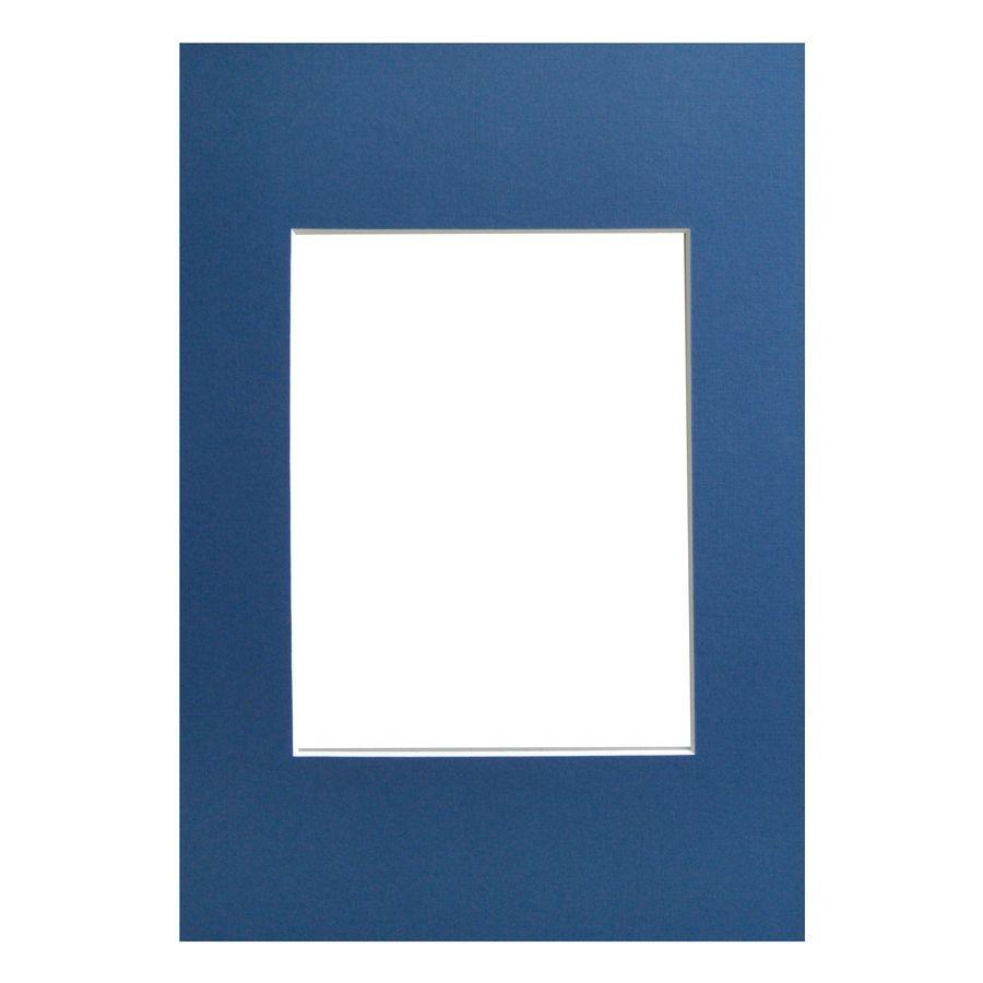 WALTHER - pasparta 13x18/9x13 modrá