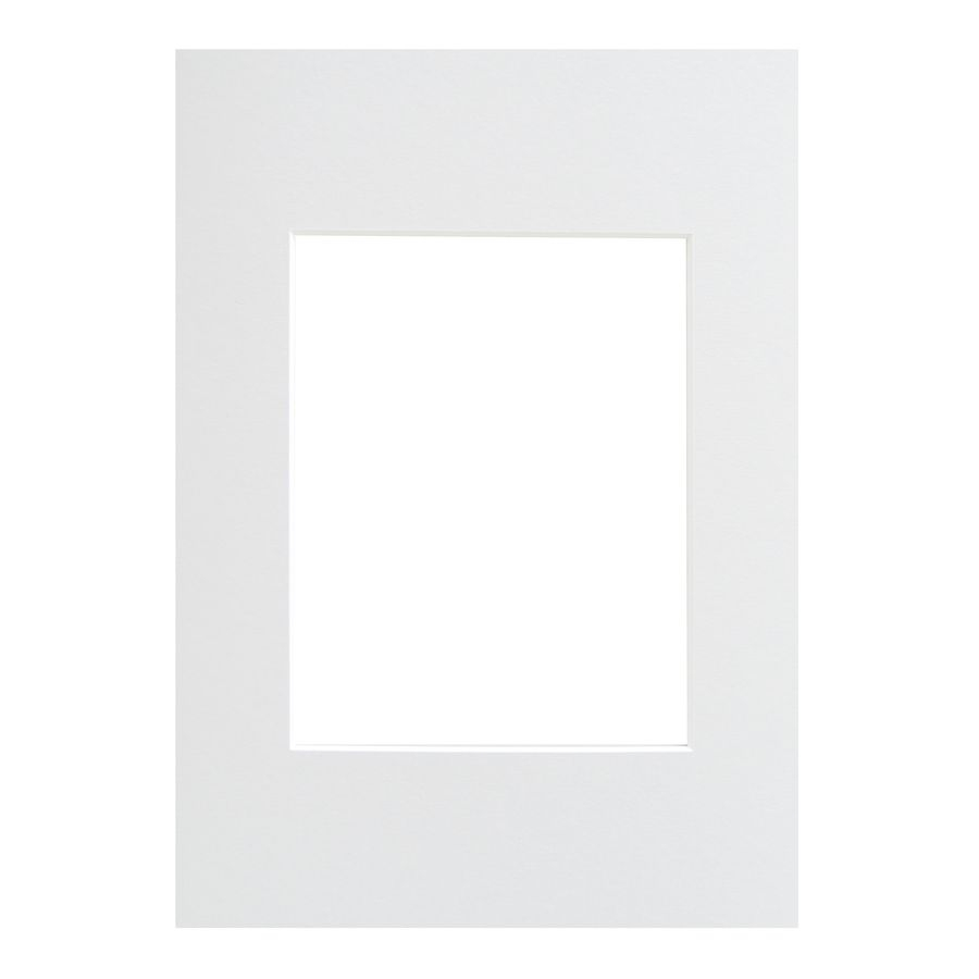 WALTHER - pasparta 15x20/10x15 bílá