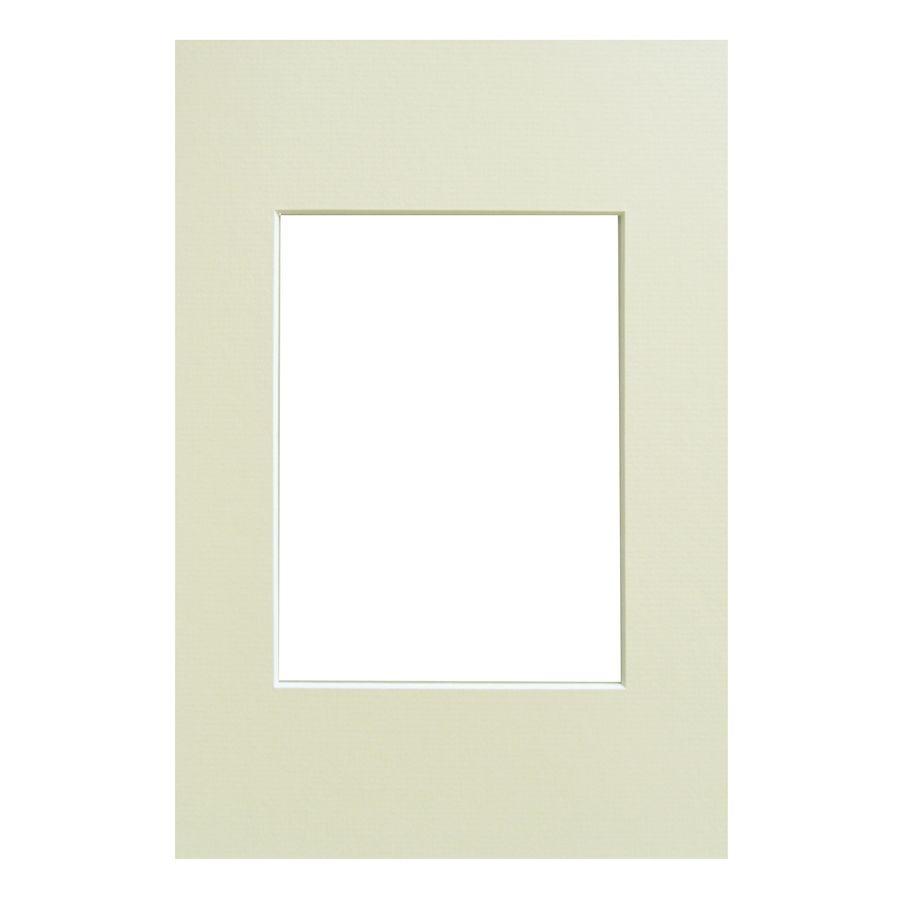 WALTHER - pasparta 18x24/10x15 krémová