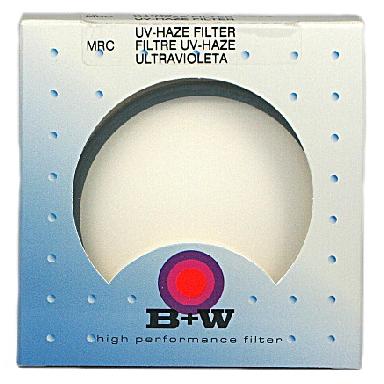 B+W filtr UV F-Pro MRC 52 mm