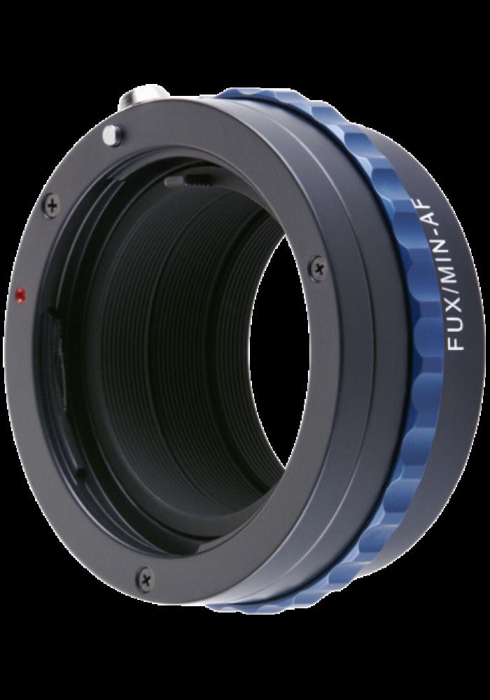 NOVOFLEX Adaptér FUX/MIN-AF objektivu Sony A na tělo Fujifilm X