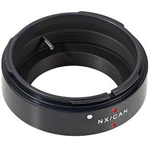 NOVOFLEX Adapter NX/CAN pro obj. Canon FD na tělo Samsung NX