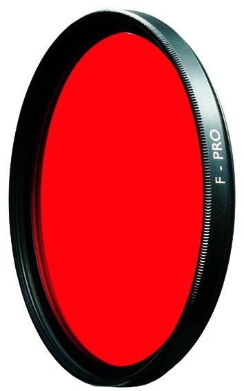 B+W filtr červený tmavý 091 F-Pro MRC 67 mm