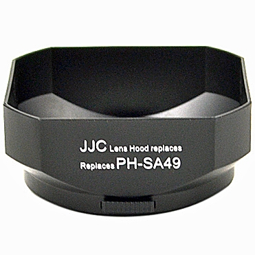 JJC sluneční clona PH-SA49 pro Pentax FA 50/1,4 a DA 35/2,4