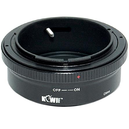 KIPON adaptér objektivu Canon FD na tělo Nikon 1