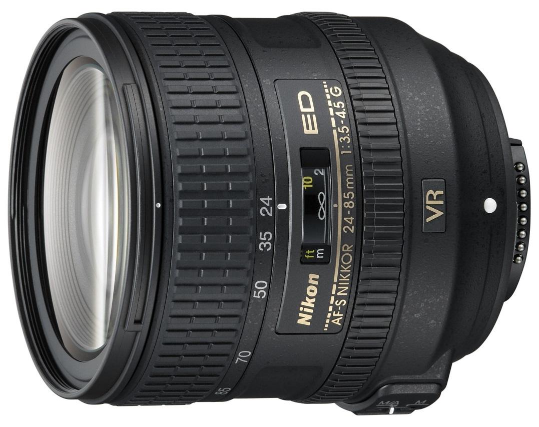 NIKON 24-85 mm f/3,5-4,5 G AF-S ED VR II