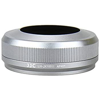 JJC sluneční clona LH-JX100II stříbrná pro Fujifilm X100/100T/100F