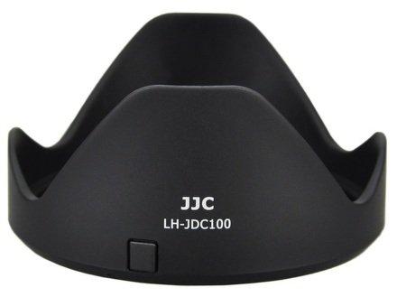 JJC sluneční clona LH-JDC100 & FA-DC67B pro Canon SX530, SX60 HS, G3 X