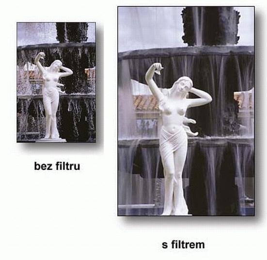 COKIN filtr Z152 šedý ND2