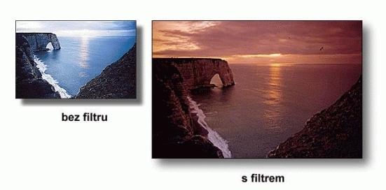 COKIN filtr Z197 sunset 1