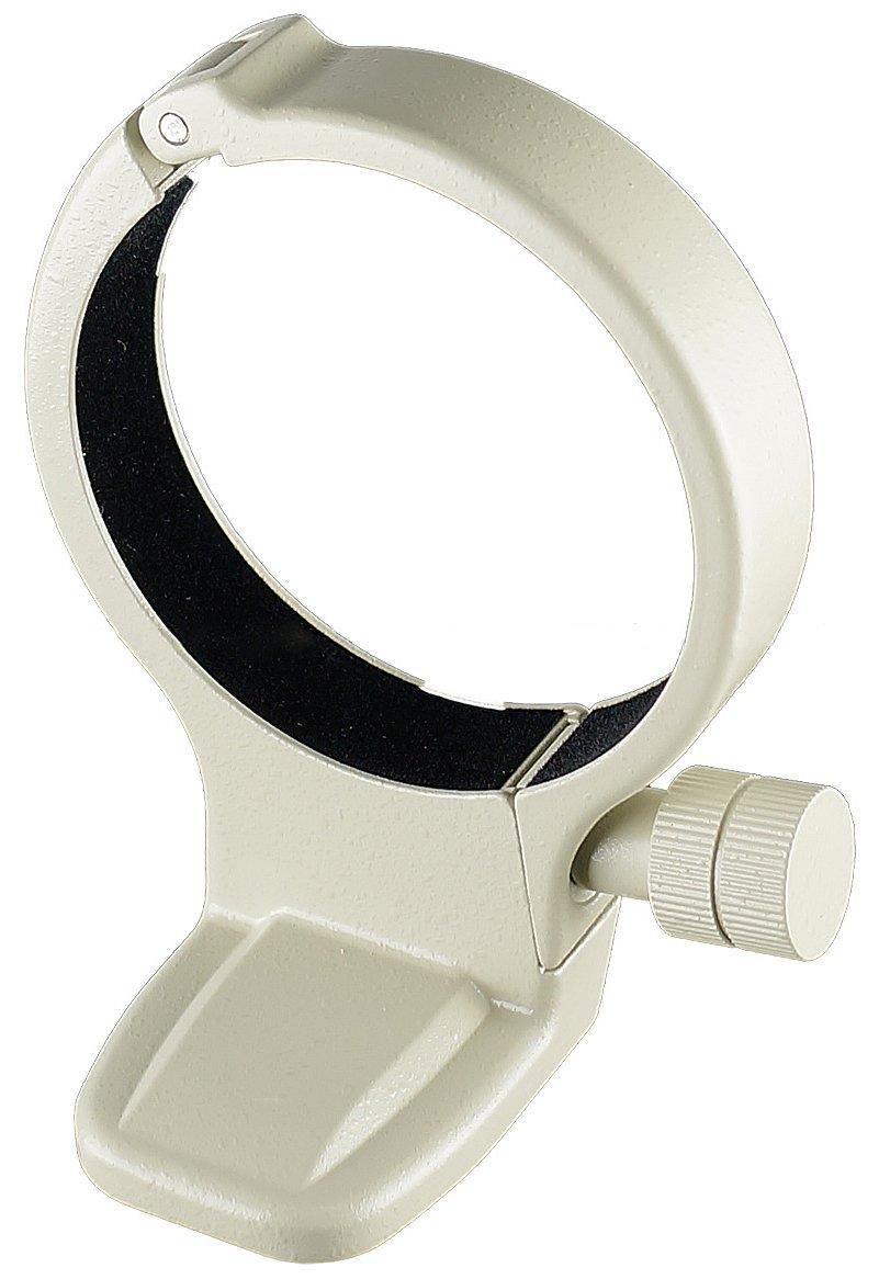 PHOTTIX stativová objímka A (W) pro Canon EF 70-200/4 L a 300/4 L bílá