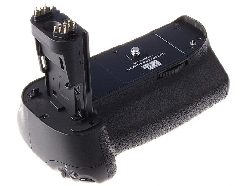 PIXEL Battery grip BG-E11 pro Canon EOS 5DS/5DS R/5D Mark III