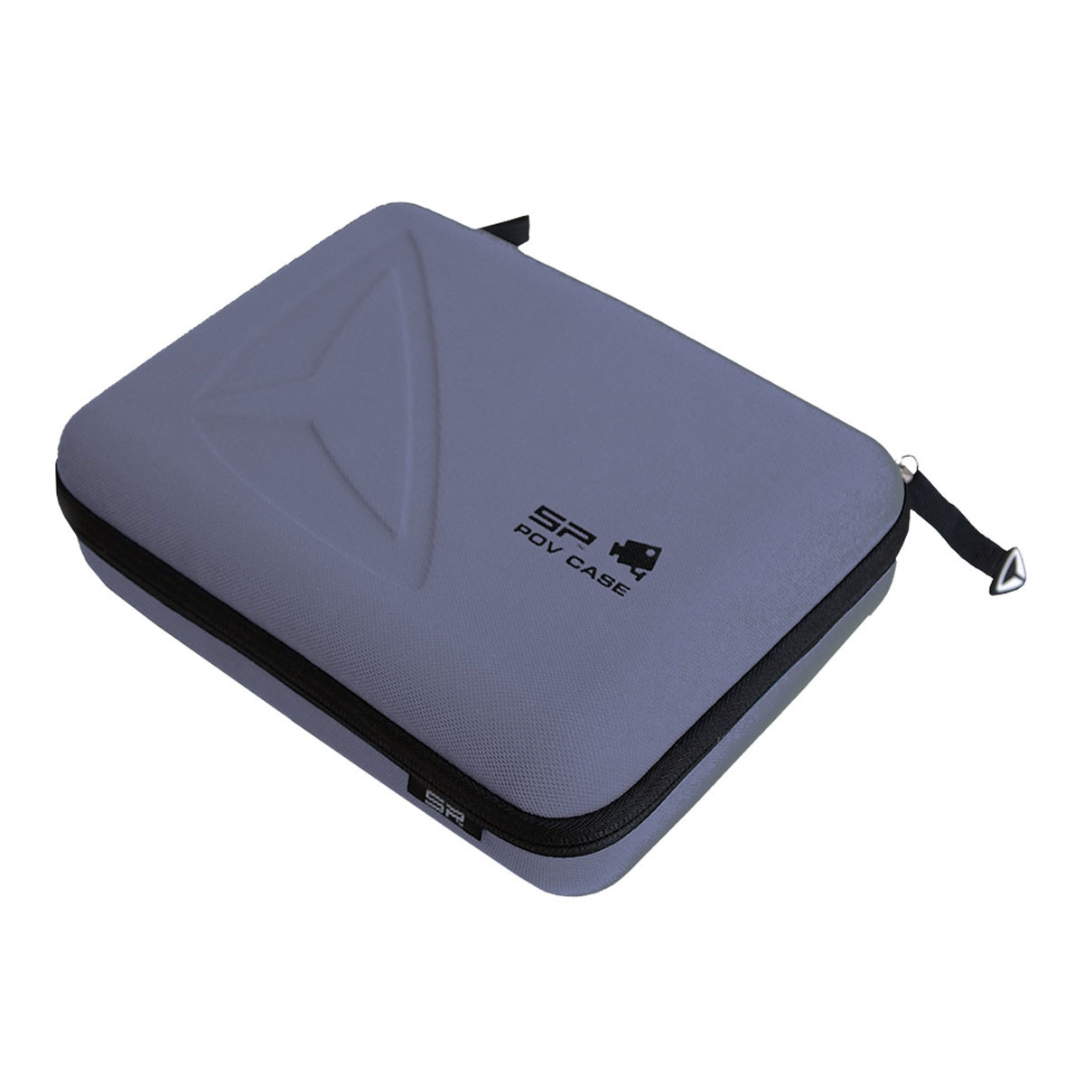 SP GADGETS Case Small grey - pouzdro pro GoPro