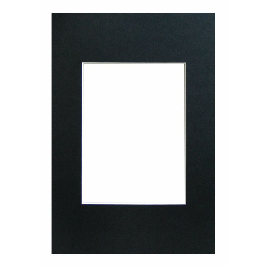 WALTHER - pasparta 30x40/20x28 černá