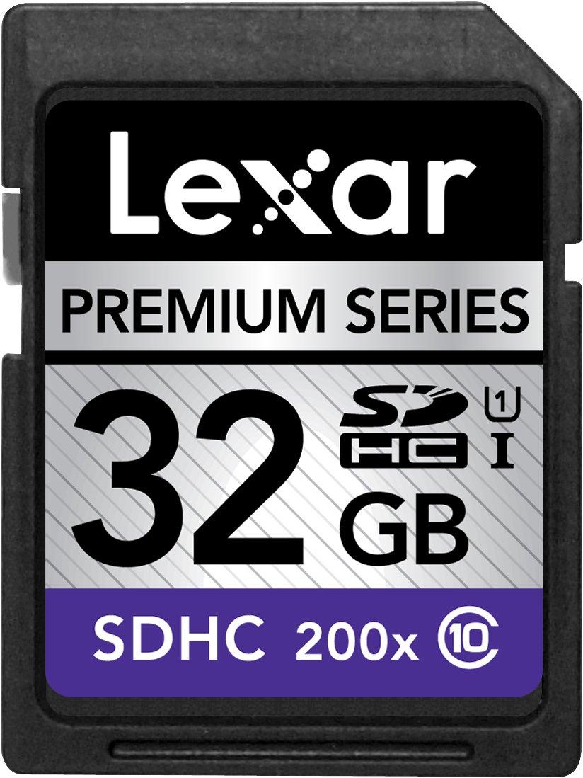 LEXAR SDHC 32GB Premium 200x