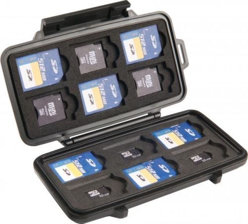 PELI CASE 0915 - kufřík pro SD karty