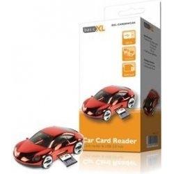 BasicXL čtečka (SD,SDHC,MMC,XD,M2, microSD) BXL-CARDRWcar