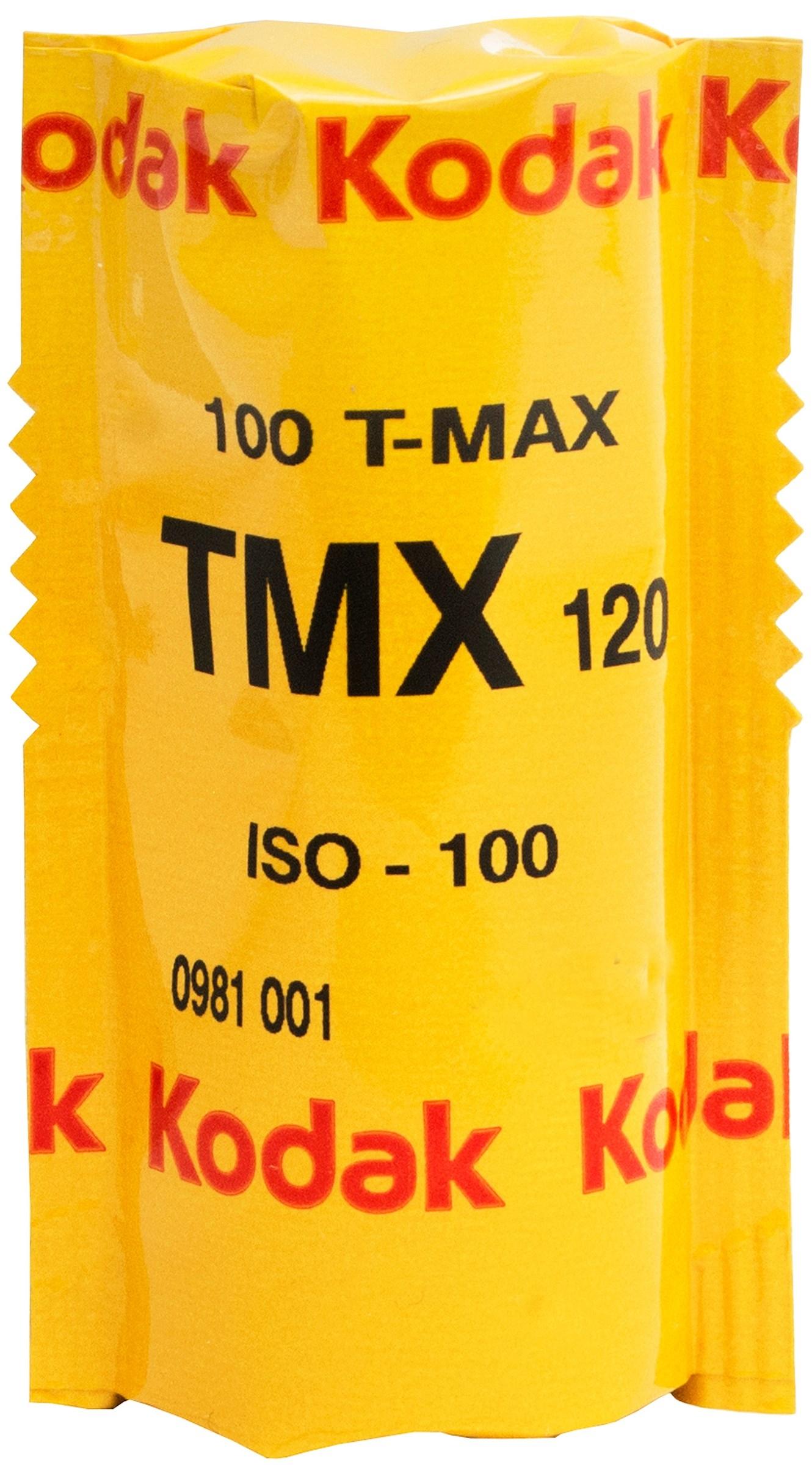 KODAK T-Max TMX 100/120