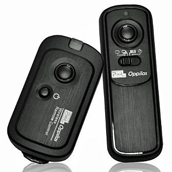 PIXEL spoušť rádiová OPPILAS RW-221/DC0 pro Nikon D810/D4 - 100 m