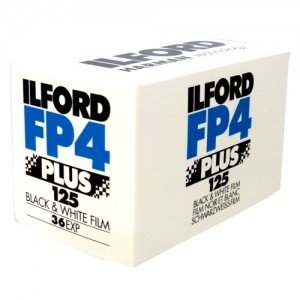 ILFORD FP4 Plus 125/135-36