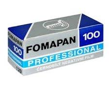 FOMAPAN 100/120 Profesional