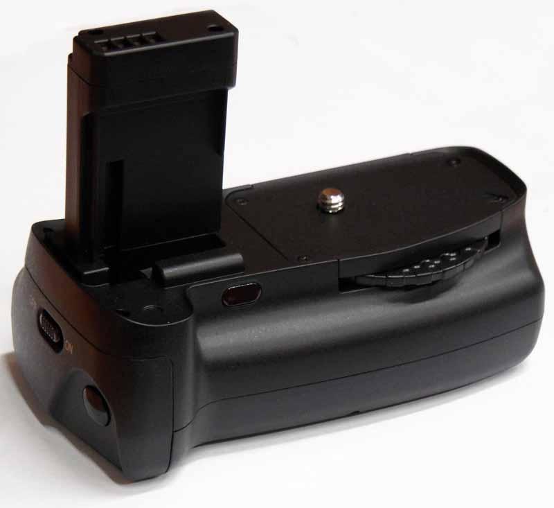 APUTURE bateriový grip BP-E10 pro Canon EOS 1100D