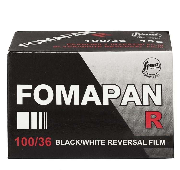 FOMAPAN R 100/135-36