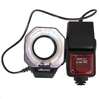 BILORA makroblesk kruhový pro Canon
