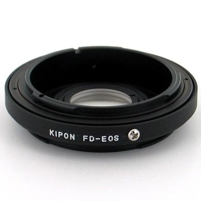 B.I.G. adaptér objektivu Canon FD na tělo Canon EOS