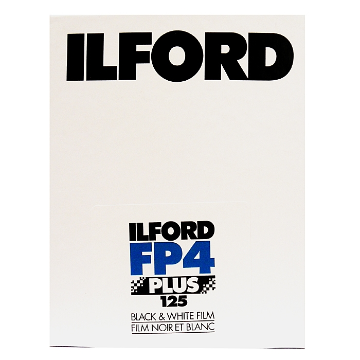 ILFORD FP4 Plus 125/3,5x4,75