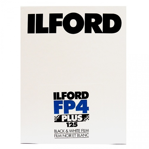 "ILFORD FP4 Plus 125/8x10""/25"
