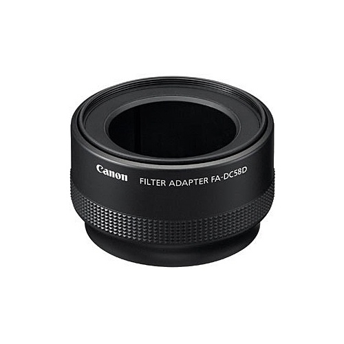 CANON FA-DC58D adaptér na filtry pro PS G15/G16