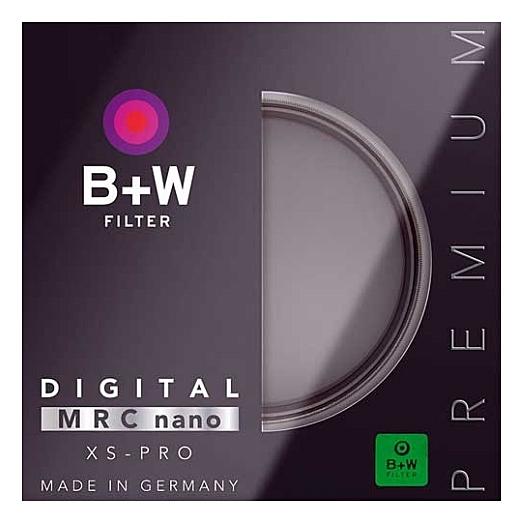 B+W filtr ochranný XS-Pro Digital MRC nano 62 mm