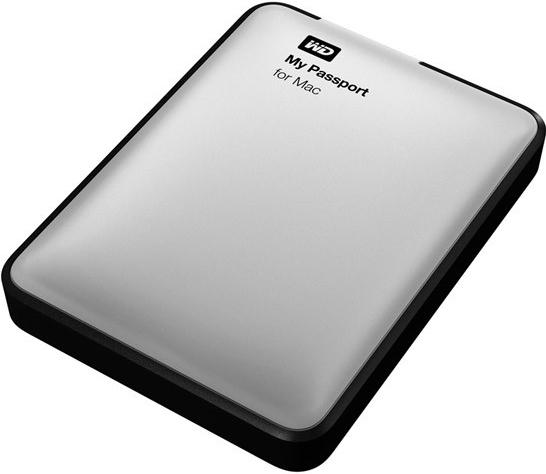 WD HDD externí disk 500GB pro MAC