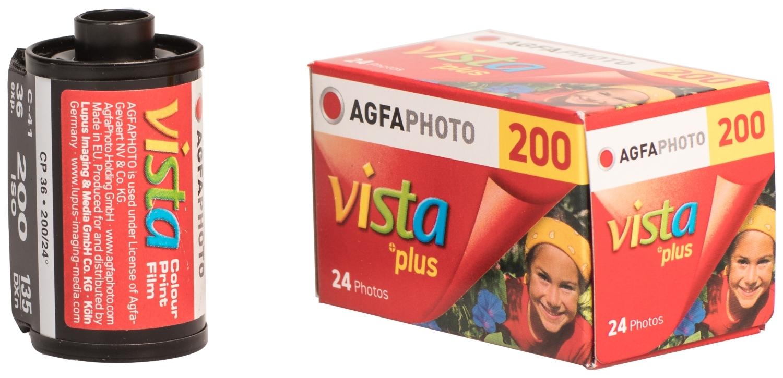 AGFA Vista Plus 200/135-24