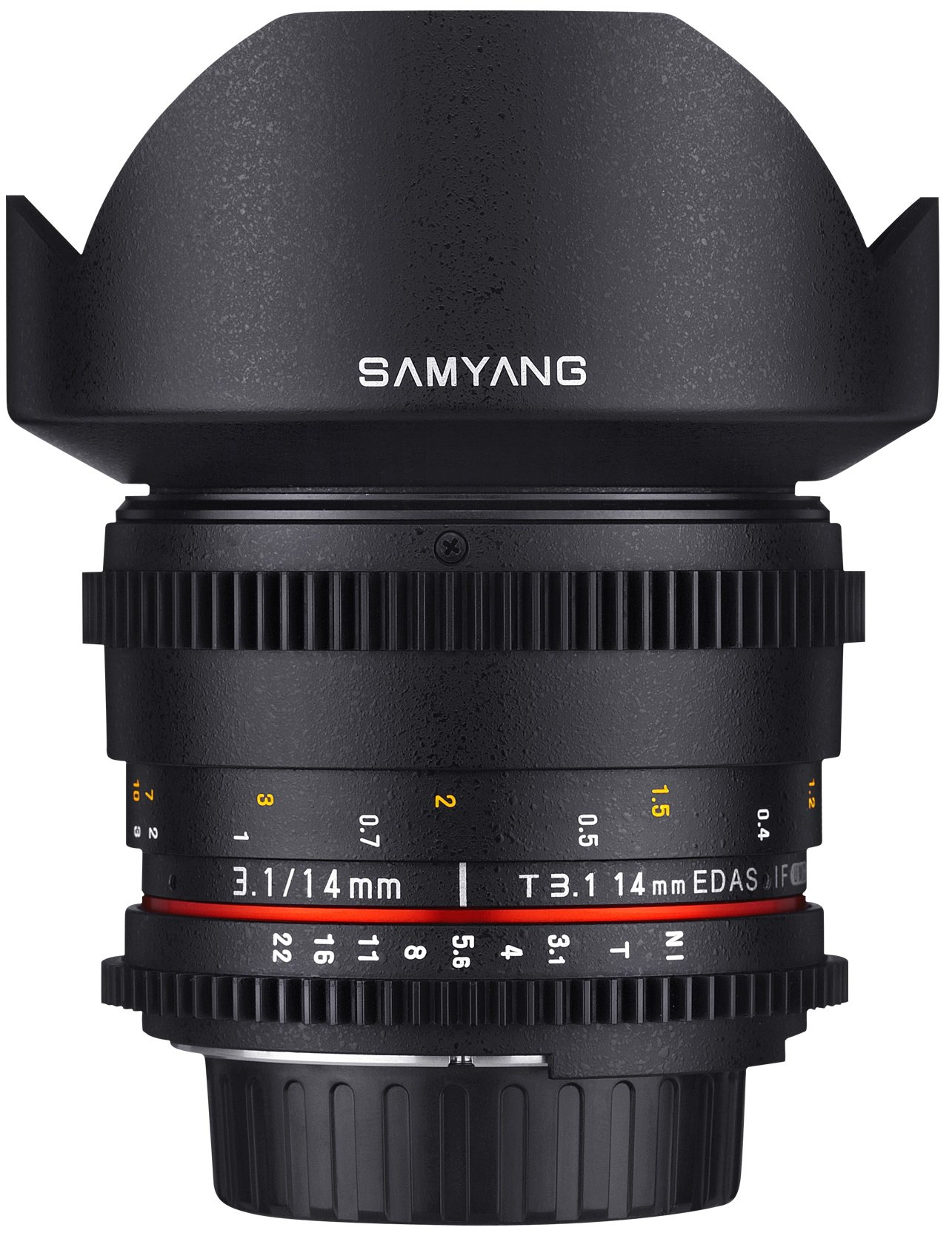 SAMYANG 14 mm T3,1 ED AS IF UMC pro Olympus/Panasonic MFT