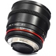 SAMYANG 85 mm T1,5 VDSLR II AS IF MC pro Canon