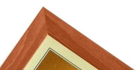 CODEX SLS 40x50 dřevo,světle hnědá