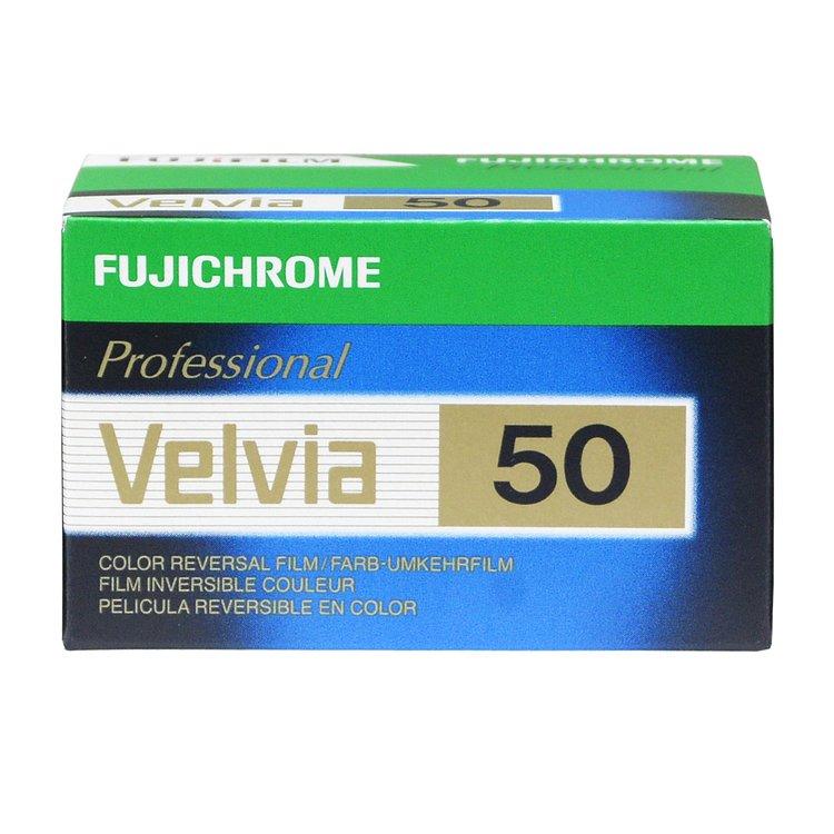 FUJIFILM Velvia 50/135-36
