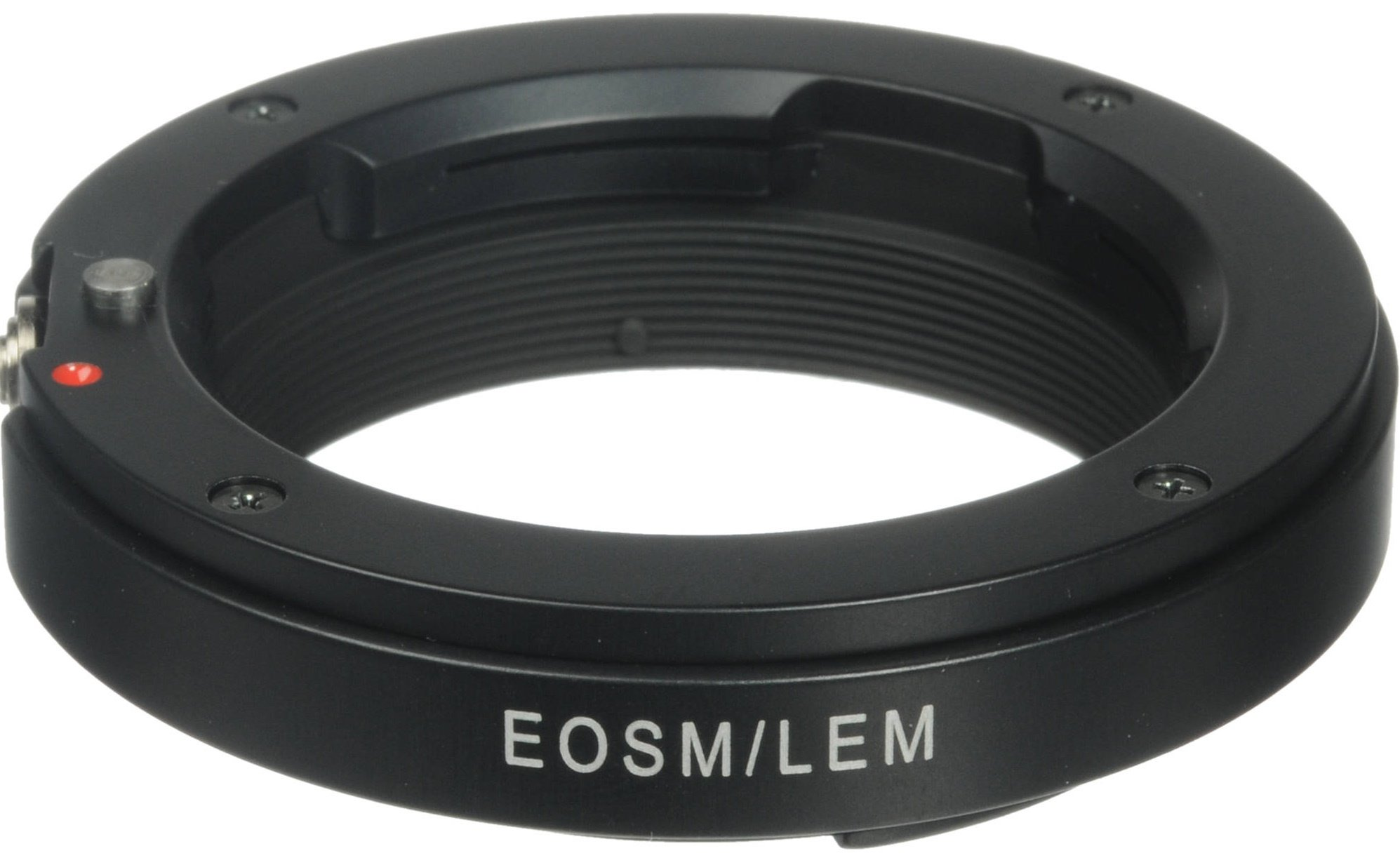 NOVOFLEX Adaptér EOSM/LEM objektiv Leica M na tělo Canon EOS M