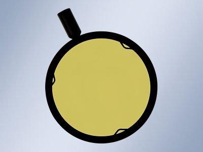DEDOLIGHT DDCF skleněný konverzní filtr