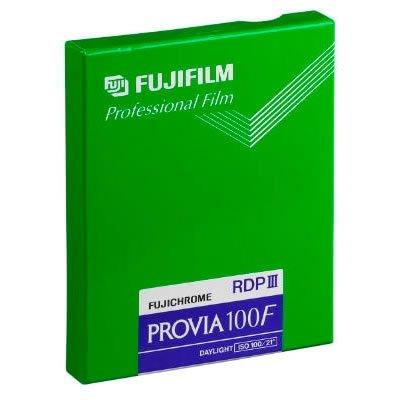 FUJIFILM Provia 100F 10,2x12,7 cm (4x5