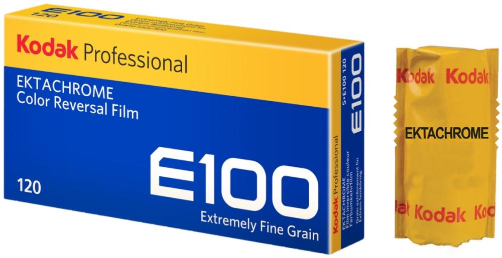 KODAK Ektachrome E100/120
