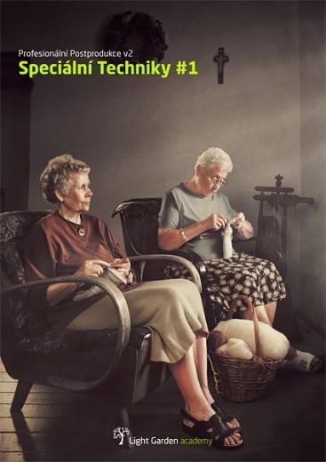 DVD Speciální Techniky 1
